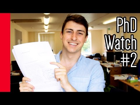 Writing my thesis and Potential Vorticity - PhD Watch #2