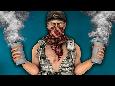 Watch how this HACKER uses smoke grenades to cheat in PUBG...