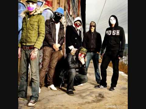 Bottle And A Gun Hollywood Undead/Clean Version