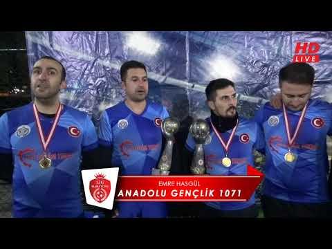 Çağdaş Cumhuriyet S.-Anadolu Gençlik 1071 Basın Toplantısı