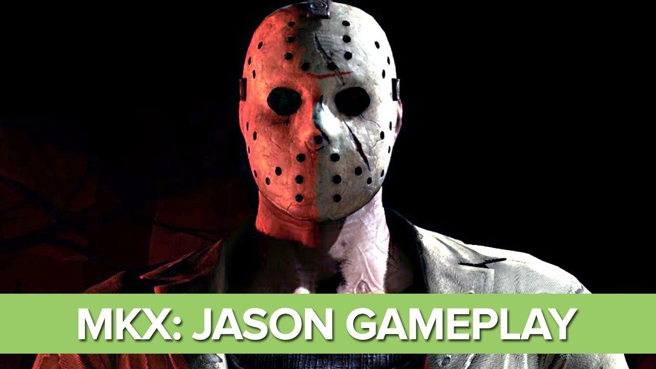 Mortal Kombat X Jason Voorhees Gameplay – Jason Gameplay Xbox One