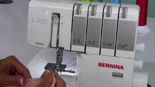 Learn how to adjust the differential feed on the Bernina L450 serger.Check out all the free Bernina L 450 overlock tutorial videos over at SewingMastery.comhttps://sewingmastery.com/bernina-l450/SewingMastery.com - Sign up to be notified via e-mail of Sara's future online courses!http://www.sewingmastery.comFacebook https://www.facebook.com/SewingMasteryTwitter https://twitter.com/sewingmasterySewing Mastery's Recommended Craftsy Classes http://craftsy.me/SaraSnuggerud_rec