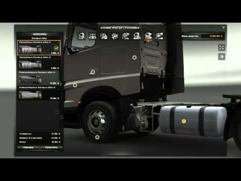Mercedes-Benz Actros MP IV 4×2 Updated