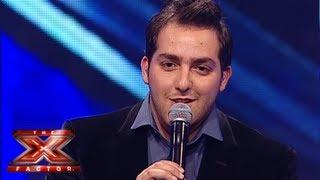 حسام ترشيشي - العروض المباشرة - الاسبوع 4 - The X Factor 2013