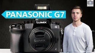 Panasonic Lumix G7 - Обзор беззеркальной фотокамеры с записью 4K видео