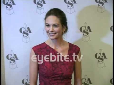Diane Lane and Eden Brolin at 26th Annual Artios Awards