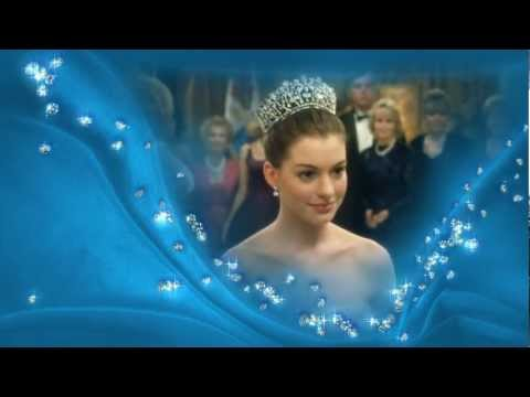 The Princess Diaries 1 & 2 (2001-2004) - Blu-ray Menu