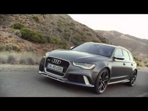 Audi  Audi RS6 Avant Trailer