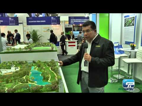 Kumpulan Ikhtisas Projek: Advance A2O system sewage treament plant
