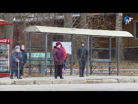 Скоро в Великом Новгороде будет отменена конечная автобусная остановка у Лодочной станции