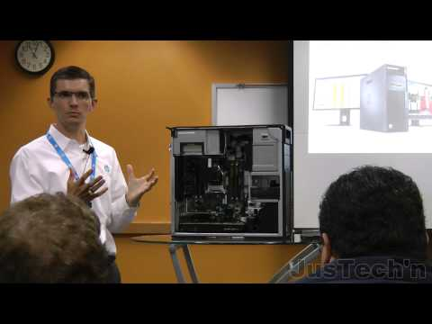 HP Z640 Workstation Technical Overview