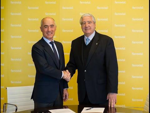 Ferrovial contribuye en la rehabilitación de dos centros de Cáritas Española