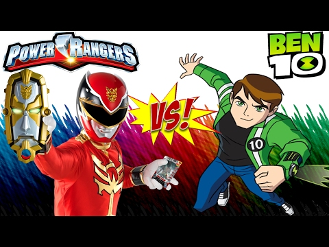 Video Power Rangers And Ben 10 Hard Fights Gameplay download in MP3, 3GP, MP4, WEBM, AVI, FLV January 2017