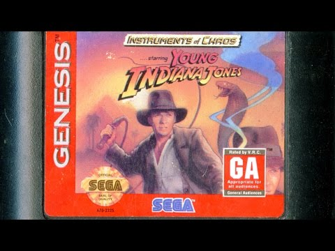 CGR Undertow – INSTRUMENTS OF CHAOS STARRING YOUNG INDIANA JONES review for Sega Genesis