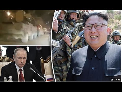 Video PUTIN SPOTTED MOVING MILITARY EQUIPMENT TO NORTH KOREAN BORDER ! download in MP3, 3GP, MP4, WEBM, AVI, FLV January 2017
