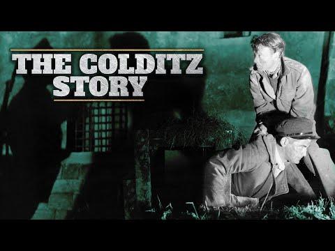 The Colditz Story (1955)   Trailer   John Mills   Eric Portman   Christopher Rhodes