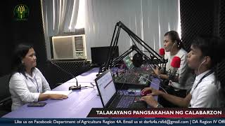 Episode 18 with HVCDP Agriculturist I Maria Ana Balmes