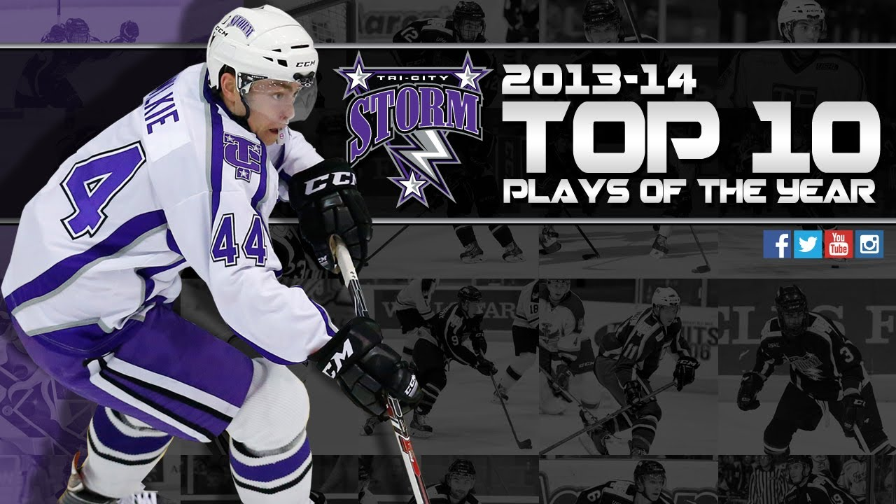 Tri-City Storm Top 10 Plays of the 2013-14 Season