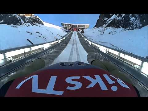 World's Largest Ski Jump (Vikersund) Headcam View