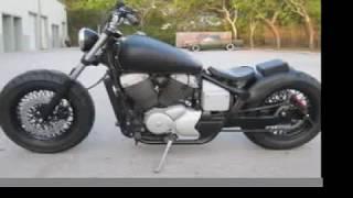 6. honda shadow 750 spirit bobber