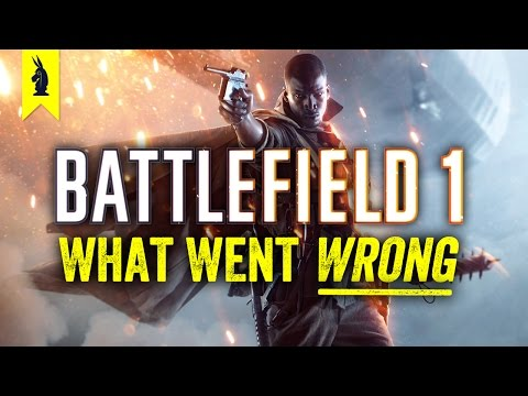 Battlefield 1: What Went Wrong?  – Wisecrack Edition