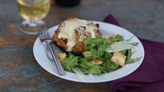 Stuffed Portobello Caps with Fontina and Turkey Sausage- Everyday Food with Sarah Carey by Everyday Food