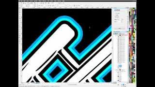 Logo Creation[time-lapse]