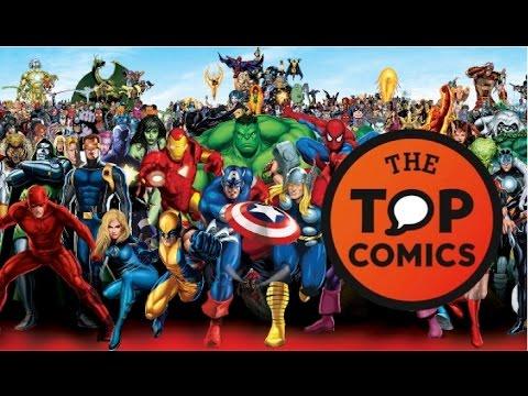Comics - Entérate de 25 datos curiosos de una de las compañías mas importantes de cómics en el mundo, sólo por The Top Comics. Síguenos en Facebook, Twitter y ahora I...