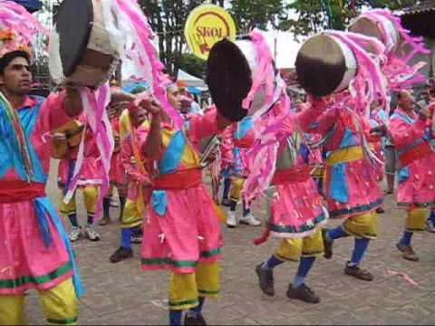 Santo Antonio da Alegria-C.Leão-Terno de Congo Irmãos Paiva 2- 2009