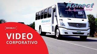 Konect Online - Video Institucional - Versión en Español