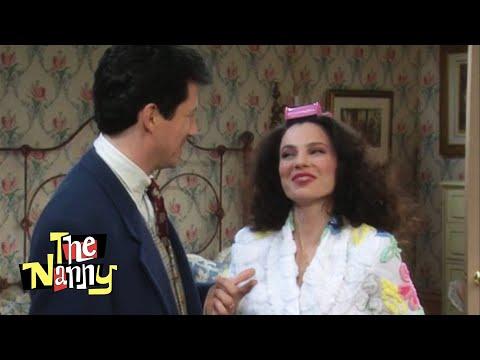 Fran and Maxwell Have An Awkward Conversation! | The Nanny