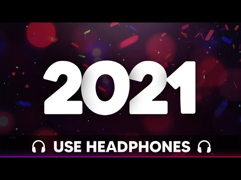 [9D AUDIO] New Year Mix 2021 ♫ Best Music 2020 Party Mix ♫ Mashup & Remixes