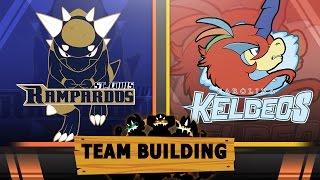 St. Louis Rampardos Team Building UCL S2 Week 14: VS Carolina Keldeos by aDrive