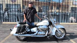 8. Pre-Owned 2007 Honda Shadow 750 Aero
