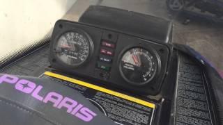 8. 1995 Polaris XLT Indy Special 600