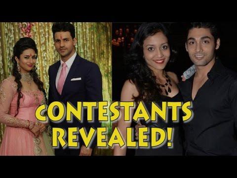 REVEALED : Nach Baliye Season 8 Contestants