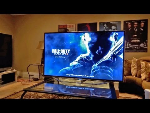 unboxtherapy - PRICING & AVAILABILITY Samsung UN65ES8000 TV - http://amzn.to/SDWB5R This is an unboxing of the new Samsung UN65ES8000 65-Inch TV. This TV features 1080p, 96...