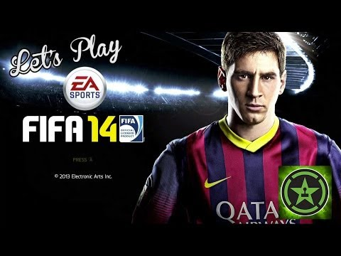 Let's - It's Lads vs. Gents playing FIFA 14 in this week's Let's Play Wednesday. RT Store: http://roosterteeth.com/store/ Rooster Teeth: http://roosterteeth.com/ Achievement Hunter: http://achievementhu...
