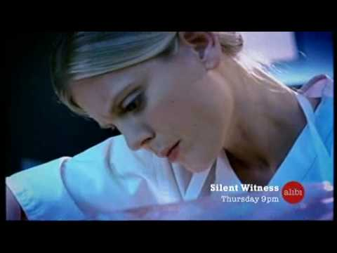 SILENT WITNESS - tv promo for ALIBI