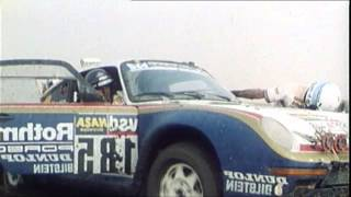 Legends of Dakar - Jacky Ickx
