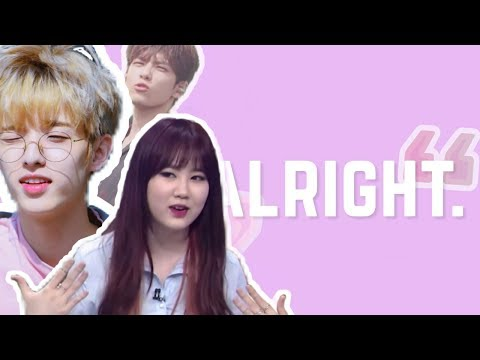 Jae And Jimin (feat. Wonpil) Saying 'alright(y)' For 48 Seconds Straight