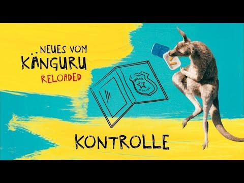 Kontrolle   Neues vom Känguru reloaded mit Marc-Uwe Kling