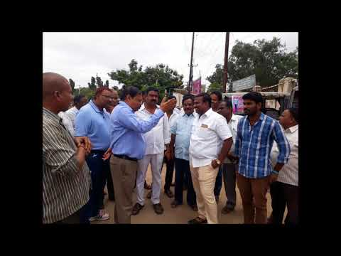 , KTR and Chiranjeevulu HMDA along with Other