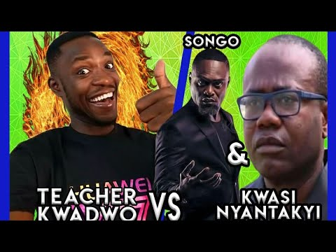 "Teacher Kwadwo puts Kwesi Nyantakyi in his ""POCKET"""