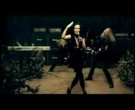 nightwish - amaranth - video ufficiale