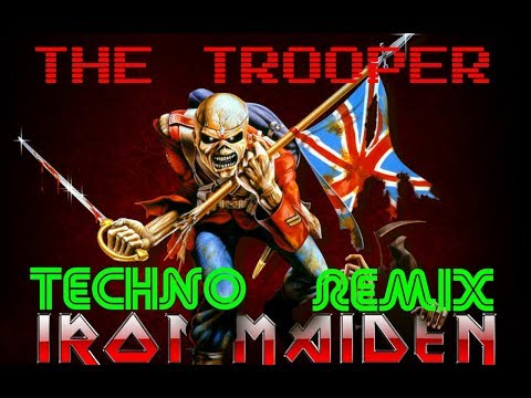 The Trooper (Techno Cover By The Rum Brothers)