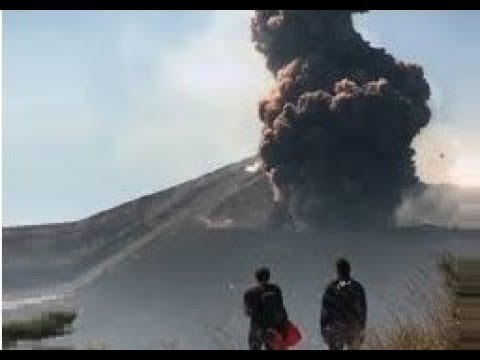 GSM Update 5/21/18 - Kilauea Lava Reaches Ocean - Sakurajima 桜島 Explodes Again - Arctic Ice Grows