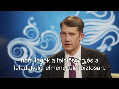 Dr. Pásztor Bálint: Nem fogok elmenekülni a feladat és a felelősség elől-cover