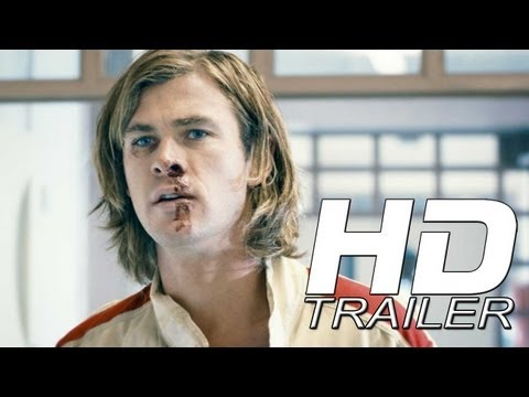 Rush Official Trailer 3 -- Chris Hemsworth, Olivia Wilde