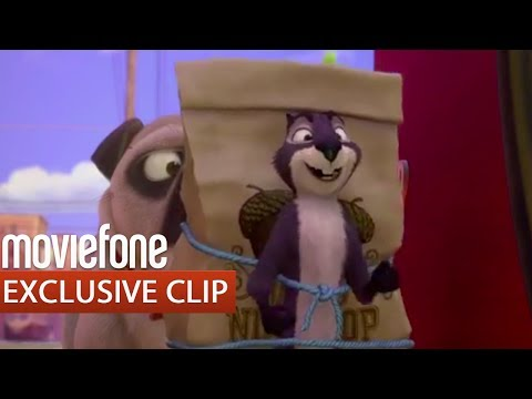 The Nut Job Clip 'It's Getting Away'
